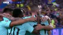 LDC (02/10) - FC Barcelone 2 - 1 Inter Milan