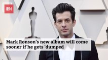 Mark Ronson's Breakups Create Music