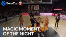 7DAYS Magic Moment of the Night: Vince Hunter, Segafredo Virtus Bologna