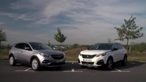Opel Grandland X vs. Peugeot 3008