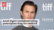 Ansel Elgort Is Committed To His Roles