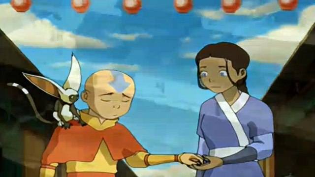 Avatar: The Last Airbender S01E09 The Waterbending Scroll - The Last Airbender S01E09