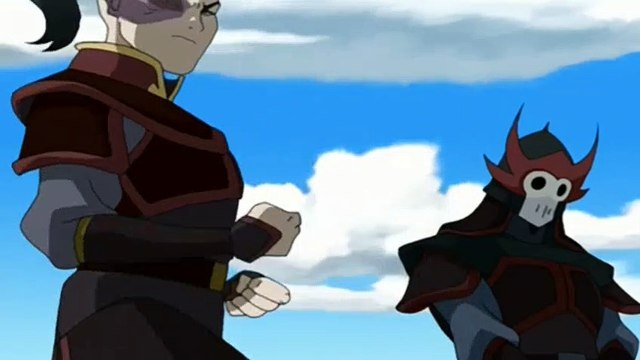 Avatar: The Last Airbender S01E08 Winter Solstice Part 2 Avatar Roku - The Last Airbender S01E08