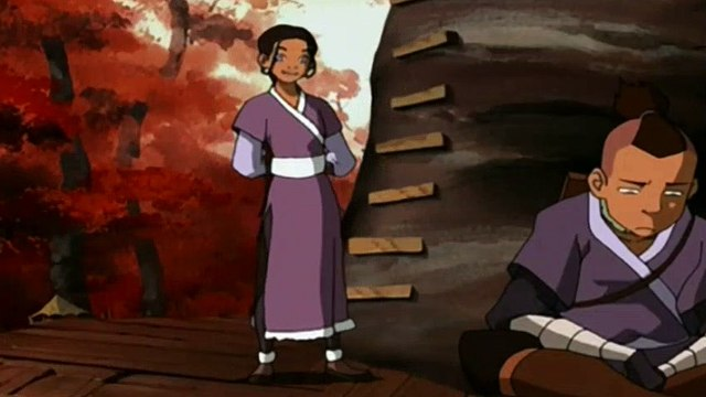 Avatar: The Last Airbender S01E10 Jet - The Last Airbender S01E10