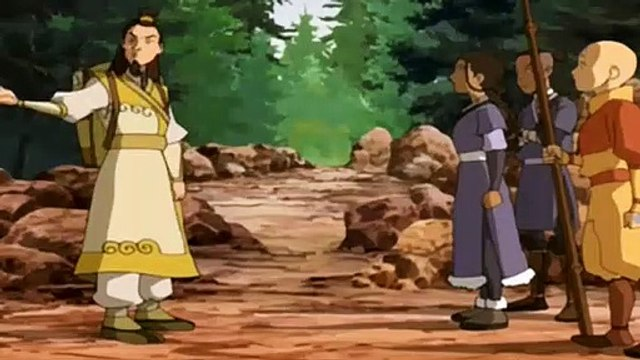 Avatar: The Last Airbender S01E11 The Great Divide - The Last Airbender S01E11