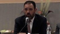 Gobernador de Zacatecas Alejandro Tello Cristerna en reunión con Diputados