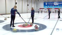 WCT Uiseong International Curling Cup 2019, Day 3