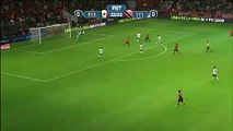 Gol de JJ Macías con la Selección Mexicana   Azteca Deportes