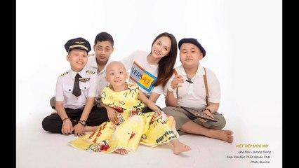 Hương Giang - San Sẻ Yêu Thương Tập 1- Ước mơ nhỏ nhoi của những em bé mắc bệnh Ung Thư