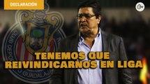 Estamos apenados y tenemos que reivindicarnos en Liga: Luis Fernando Tena | Entrevista