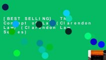 [BEST SELLING]  The Concept of Law (Clarendon Law) (Clarendon Law Series)