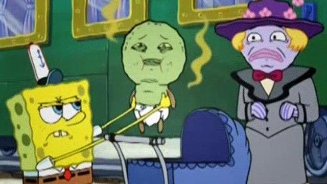 SpongeBob SquarePants Season 8 Episode 13 - The Great Patty Caper