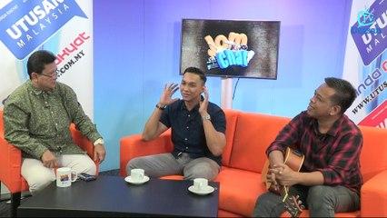 Membawa segmen JOM CHAT bersama artis Sam Suhaid dan Fauzi Aisunam