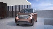 Pendeln mit Stil - Der Nissan IMk concept