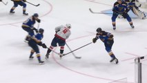 Alex Ovechkin snipes in his first goal of the season