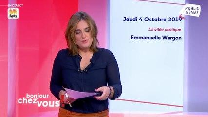 Philippe Bas - Public Sénat jeudi 3 octobre 2019