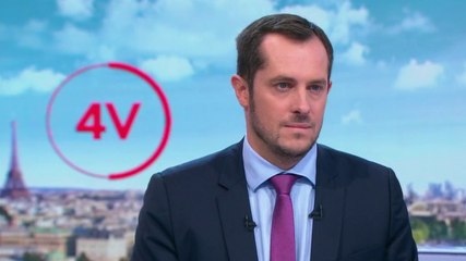 Nicolas Bay - France 2 jeudi 3 octobre 2019