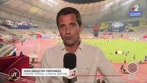 Championnats du monde d'athlétisme : la France décroche ses deux premières médailles