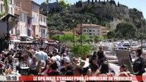 Le GPS Waze va gérer les flux touristiques en Provence