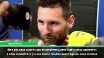 Barça : la réponse de Lionel Messi sur son entente avec Antoine Griezmann