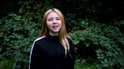 Video could be first step to teen Katie becoming a top rapper