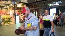 Omar Montes debuta en la discoteca de Kiko Rivera