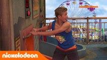 Game Shakers | Turbo Toboggan | Nickelodeon Teen