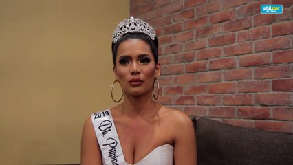 Miss Globe Philippines 2019 Leren Mae Bautista admits she once hated her morena skin