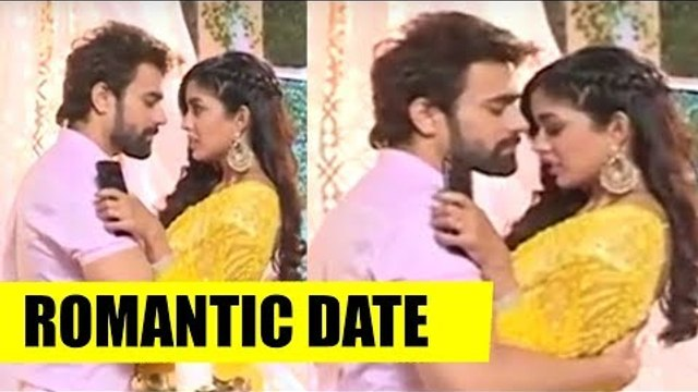 Bepanah Pyaar: Raghbir and Pragati's romantic date