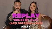 Les Marseillais - Le couple Benji/Alix fait son Replay !