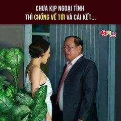 5Plus Online - Chưa kịp ngoại tình thì chồng về tới và cái kết - Trích đoạn - Phim hài hay nhất 2018