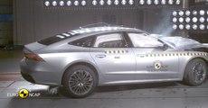 VÍDEO: Audi A7 2020, así se exhibe en seguridad