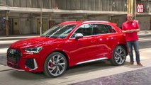 VÍDEO: Audi RSQ3 2020, así es el modelo final de serie