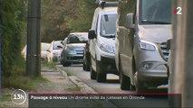Gironde : drame évité de justesse à un passage à niveau