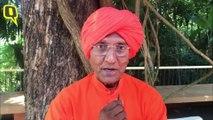 खुद पर हुए हमले पर बोले Swami Agnivesh- 'कट्टर हिंदुओं ने हमला किया'   Quint Hindi