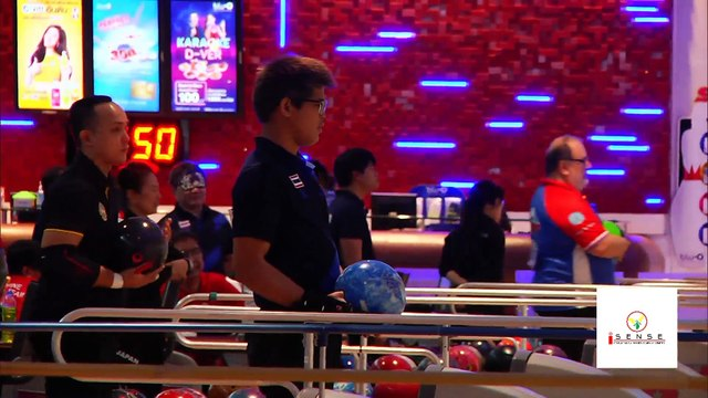 Thailand World Para-Bowling 21 September 15:00