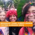 Young People  Are Leading The Fight For The Climate Alongside Greta Thunber