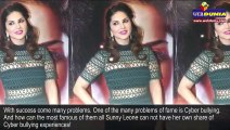 When Sunny Leone took out a knife to protect herself!