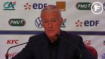 Didier Deschamps justifie le choix Olivier Giroud
