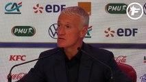 Didier Deschamps revient sur la condition physique de Mbappé