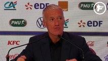 Didier Deschamps explique pourquoi il a repris Ikoné