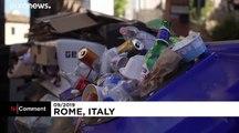 Rome : recyclez une bouteille et prenez le métro gratuitement