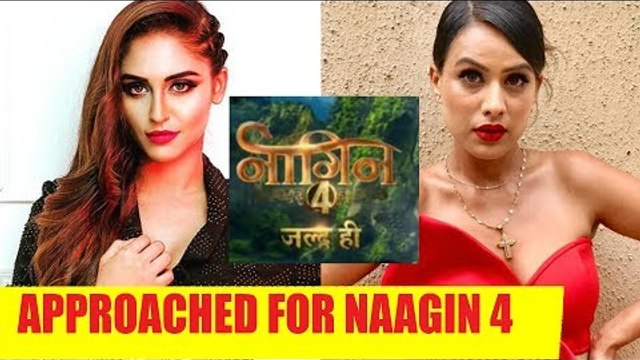 Krystle D'souza and Nia Sharma approached for Naagin 4