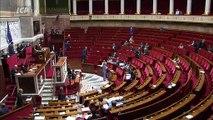 """Agression à la préfecture de police de Paris: """"Je voudrais assurer les victimes et leurs familles de toutes nos pensées"""", assure la ministre de la Justice - VIDEO"""