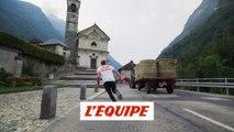 une échappée dans les paysages suisses - Adrénaline - Parkour
