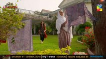 Main Khwab Bunti Hon Epi #60 HUM TV Drama 3 October 2019