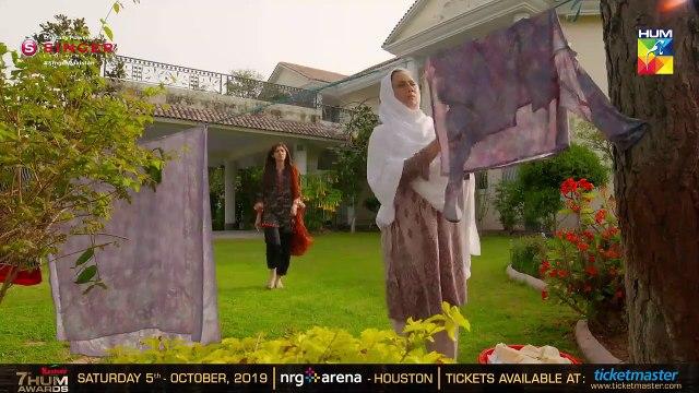 Main Khwab Bunti Hon Epi #60 HUM TV Drama 3 October 2019