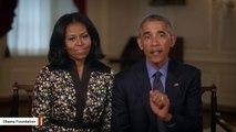 Barack, Michelle Obama Tweet 27th Anniversary Messages