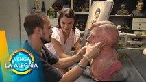 ¡Arte incluyente! Descubre estas obras artísticas en 3D para personas ciegas. | Venga La Alegría