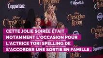 PHOTOS. Tori Spelling fait une sortie en famille avec son mari et leurs cinq enfants